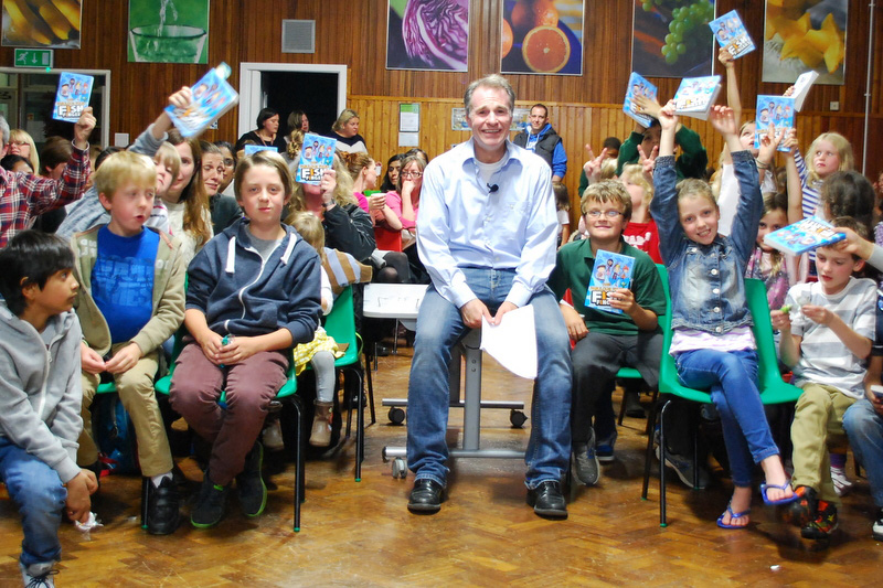 Jason Beresford School Visits